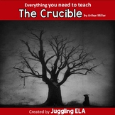 Activities and Handouts for The Crucible by Arthur Miller
