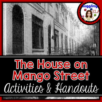 Activities And Handouts For The House On Mango Street By Sandra Cisneros