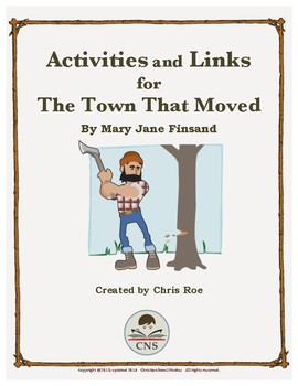 Activities and Links for The Town That Moved