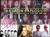 Activities & Songs for Amazing Documentary on Hispanics in US - Musica Latina