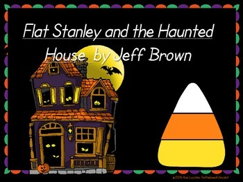 Activities and Worksheets for Flat Stanley and the Haunted House by Jeff Brown