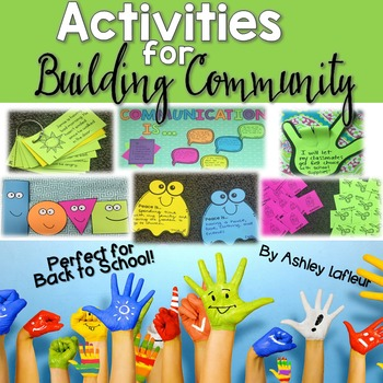Back to School: Activities for Building Community