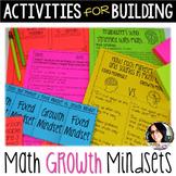 Activities for Building a Math Growth Mindset Grades 4-6