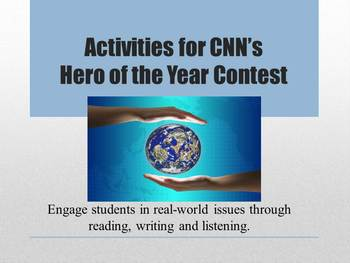 Activities for CNN's Hero of the Year Contest