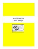 Activities for Cassie Binegar