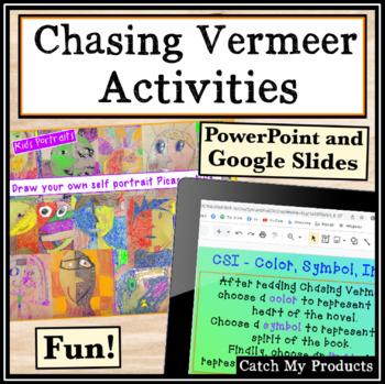 Chasing Vermeer Activities