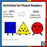 Activities for Fluent Readers