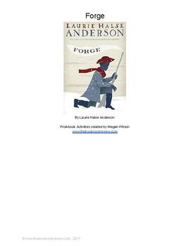 Forge Workbook (Seeds of America Trilogy)