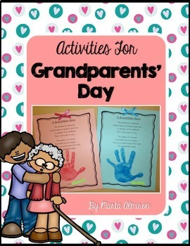 Activities for Grandparents' Day
