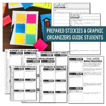 Activities for Independent Reading