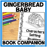 The Gingerbread Baby Literacy and Math Activities