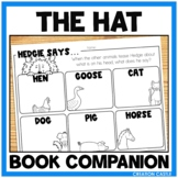 The Hat by Jan Brett Literacy and Math Activities