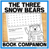 The Three Snow Bears Companion Pack