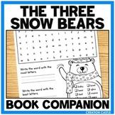 The Three Snow Bears Companion Pack
