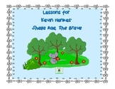 Activities for Kevin Henkes' Sheila Rae, The Brave