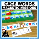 Activities for Magnetic Letters - CVCe Words