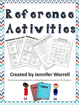 Activities for References