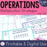Activities for Solving Multiplication Equations Using Vari