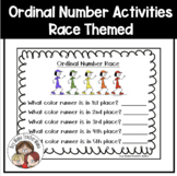 Activities for Teaching Ordinal Numbers