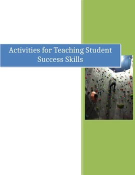Activities for Teaching Student Success Skills