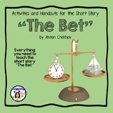 "Activities and Handouts for the Short Story ""The Bet"" by Anton Chekhov"