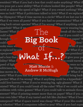 Activities for The Book of What If...?