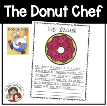 Activities for The Donut Chef