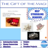 """Activities for """"The Gift of the Magi"""" by O. Henry"""