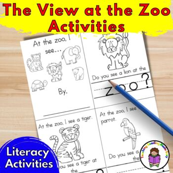 Activities for The View at the Zoo for Preschool ...