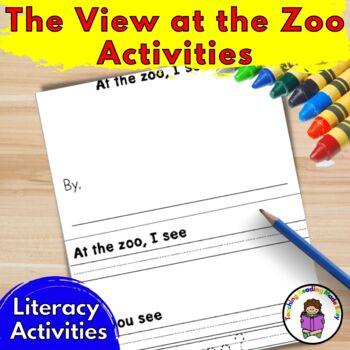Activities for The View at the Zoo for Preschool/Kindergarten