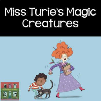 Activities for Turie's Magic Creatures