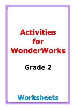 Activities for WonderWorks: Grade 2