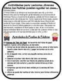 Activities for Young Readers - How Parents Can Help at Home! - Spanish