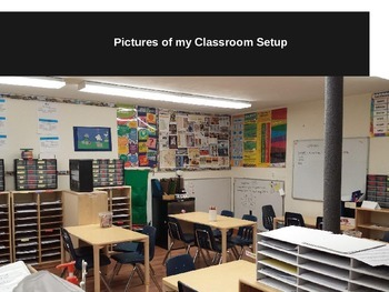 Activities for a World Language classroom