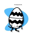 "Activities for the Easter story ""The Easter Egg"" by Jan Brett"