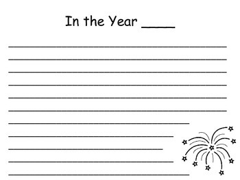 Activities for the New Year - List of Favorites