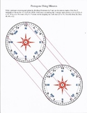 Activities for use with Geometry Time Protractor, Clock an