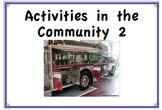 Activities in Community 2