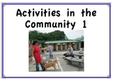 Activities in the Community