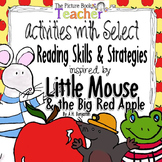 Activities inspired by Little Mouse and the Big Red Apple by A.H. Benjamin