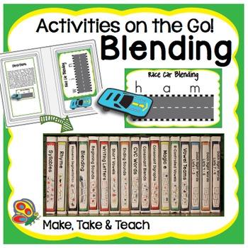 Blending - Activities on the Go!