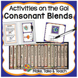 Blends - Activities on the Go!