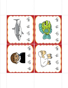 Digraphs - Activities on the Go!