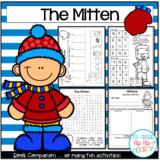 Activities to Accompany Jan Brett's The Mitten