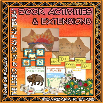 BOOK ACTIVITIES & EXTENSIONS: Literature, Literacy & Math Centers, Multi-subject