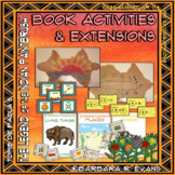 BOOK ACTIVITIES and EXTENSIONS Legend of Indian Paintbrush Thematic Unit