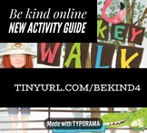 Activities to Be Kind Online Guided by a Read Aloud of Monkey Walk