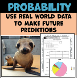 Probability Spinners: Use Real World Data to Make Future Predictions