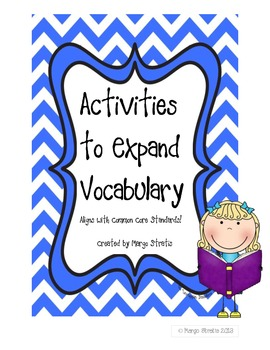 Activities to Expand Vocabulary