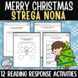 Activities to go with Merry Chrsitmas Strega Nona by Tomie de Paula